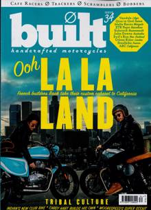 Built Magazine NO 34 Order Online