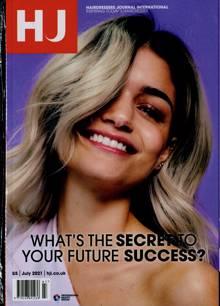 Hairdressers Journal Magazine JUL 21 Order Online