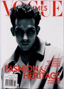 Vogue Hommes Int. Mode Magazine NO 33 Order Online