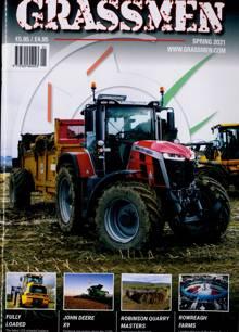 Grassmen Magazine Issue SPRING