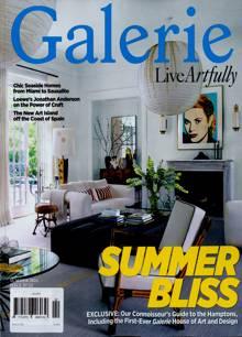 Galerie Magazine Issue SUMMER