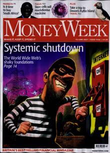 Money Week Magazine Issue NO 1056
