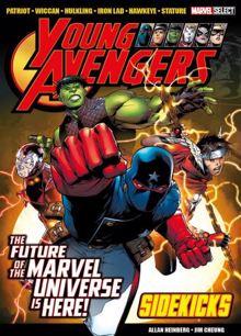 Marvel Select Magazine YNG AVNGRS Order Online