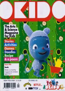 Okido Magazine 93 Order Online