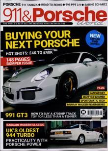 911 Porsche World Magazine MAY 21 Order Online