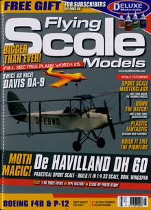 Flying Scale Models Magazine MAY 21 Order Online