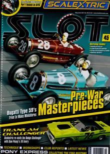 Slot Magazine MAY-JUN Order Online