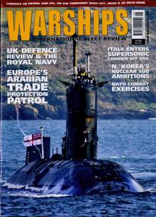 Warship Int Fleet Review Magazine Issue MAY 21