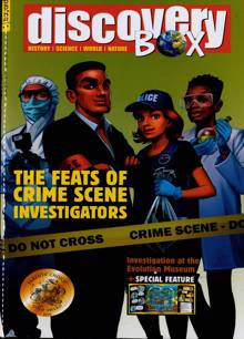 Discovery Box Magazine Issue APR 21