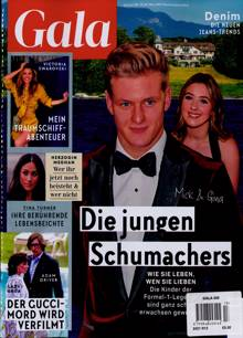 Gala (German) Magazine Issue 13