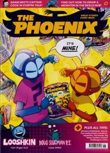 Phoenix Weekly Magazine Issue NO 484