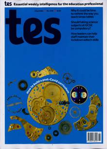 Times Educational Supplement Magazine 09/04/2021 Order Online