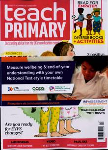 Teach Primary Magazine Issue VOL15/4