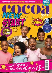 Cocoa Girl Magazine NO 8 Order Online