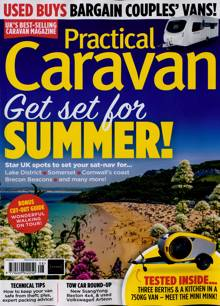 Practical Caravan Magazine AUG 21 Order Online