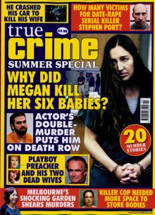 True Crime Special Magazine SUMMER Order Online