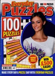 Everyday Puzzles Magazine Issue NO 144