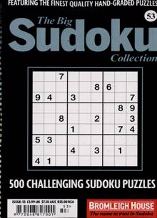 Big Sudoku Collection Magazine NO 53 Order Online