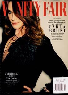 Vanity Fair Spanish Magazine Issue NO 152