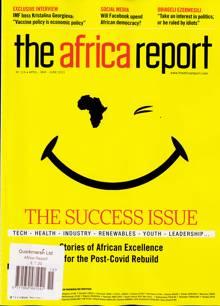 Africa Report Magazine NO 115 Order Online