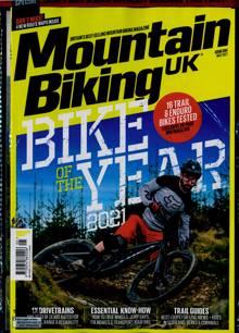 Mountain Biking Uk Magazine MAY 21 Order Online