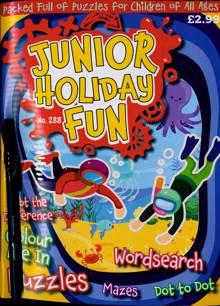 Junior Holiday Fun Magazine NO 288 Order Online