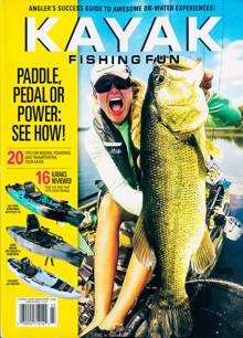 Kayak Fishing Fun Magazine 23 Order Online