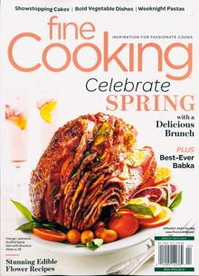 Fine Cooking Magazine Issue APR/MAY21