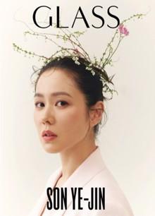 Glass Spring 21 Son Ye-Jin Magazine Issue Son Ye-Jin