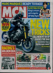 Motorcycle News Magazine Issue 14/04/2021