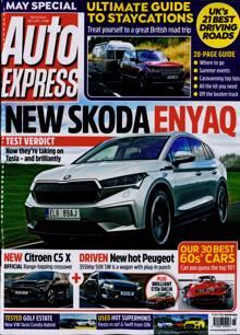 Auto Express Specials Magazine 14/04/2021 Order Online