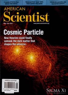 American Scientist Magazine MAY-JUN Order Online