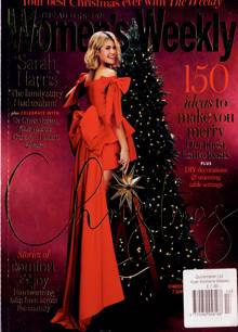 Australian Womens Weekly Magazine XMAS Order Online