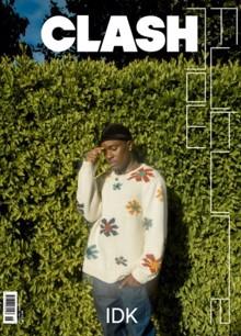 Clash 118 Idk Magazine Issue 118 IDK