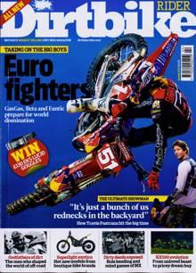 Dirt Bike Rider Magazine Issue SPRING