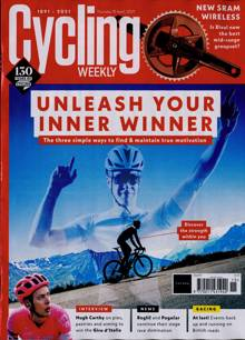 Cycling Weekly Magazine 15/04/2021 Order Online