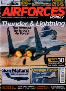 Airforces Magazine MAY 21 Order Online
