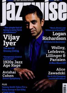 Jazzwise Magazine MAY 21 Order Online