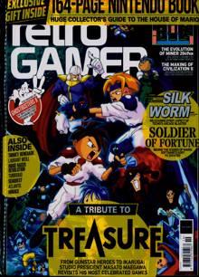 Retro Gamer Magazine NO 219 Order Online