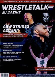 Wrestletalk Magazine MAY 21 Order Online