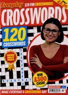 Everyday Crosswords Magazine NO 160 Order Online