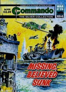Commando Silver Collection Magazine NO 5430 Order Online