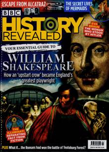 Bbc History Revealed Magazine MAY 21 Order Online