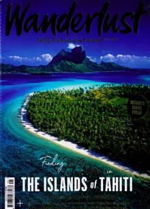 Wanderlust Magazine Issue NO 214