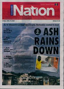 Barbados Nation Magazine Issue 15/04/2021