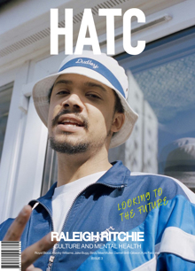 Head Above The Clouds Magazine 3.2: Raleigh Ritchie Order Online