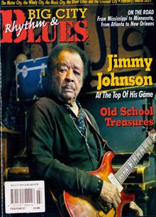 Big City Rhythm Blues Magazine 03 Order Online