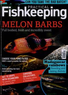 Practical Fishkeeping Magazine MAY 21 Order Online