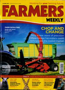 Farmers Weekly Magazine 16/04/2021 Order Online