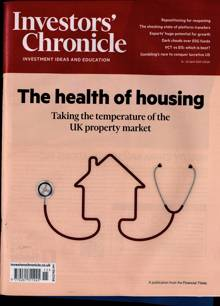 Investors Chronicle Magazine Issue 16/04/2021